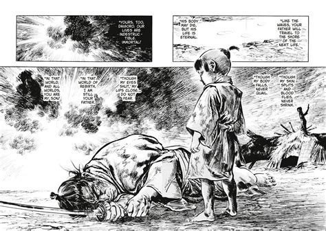 lone wolf and cub lone wolf and cub is the classic to get a