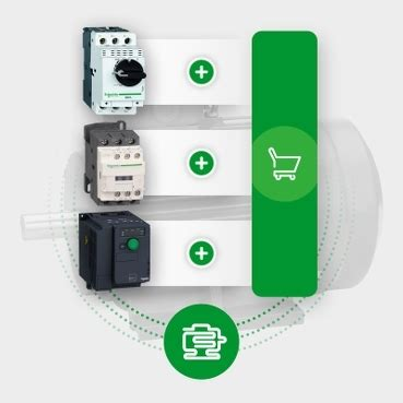Electric Motor Finder by Motor Starter Components Finder Schneider Electric