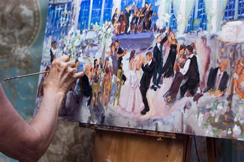 live painting wedding painting everything you need to about live