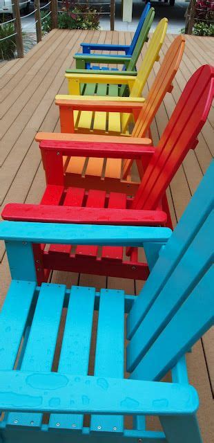 Colorful Adirondack Chairs by Colorful Adirondack Chairs Color Colores