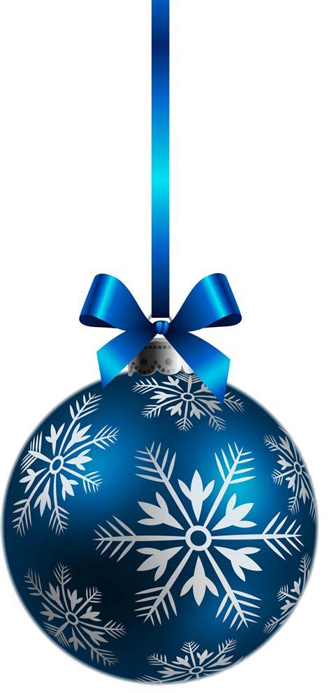 blue ornaments balls large transparent blue ornament png clipart