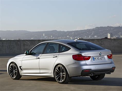Bmw 3 Gt by Bmw 3 Series Gt Unveiled Ahead Of Geneva Show Debut