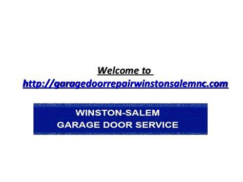 Garage Door Repair Winston Salem Nc Garage Door Repair Winston Salem 28 Images Sears