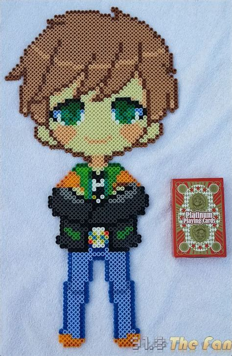 anime hama 17 best images about perler bead designs on
