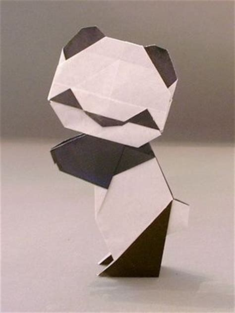 3d origami projects best 25 panda craft ideas on panda themed