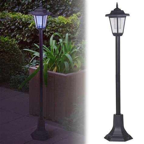 outdoor lights lanterns solar powered garden lights lantern l black led pathway