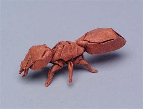 robert lang origami robert j lang gt origami model gt ant opus 286