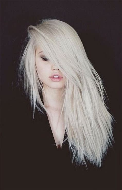 white in hair 25 best ideas about white hair on curls