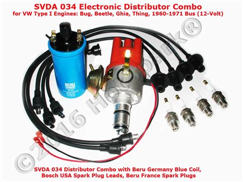 Electric Motor Distributors by Electronic Ignition Conversion Kits Distributors