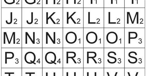 free printable scrabble letters free printable scrabble letters clip rtz templatez