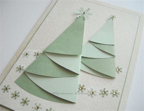 card paper craft ideas craft ideas tree cards crafts ideas