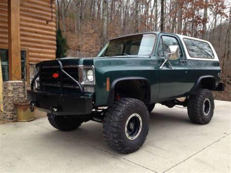 k5 blazer custom bumpers images