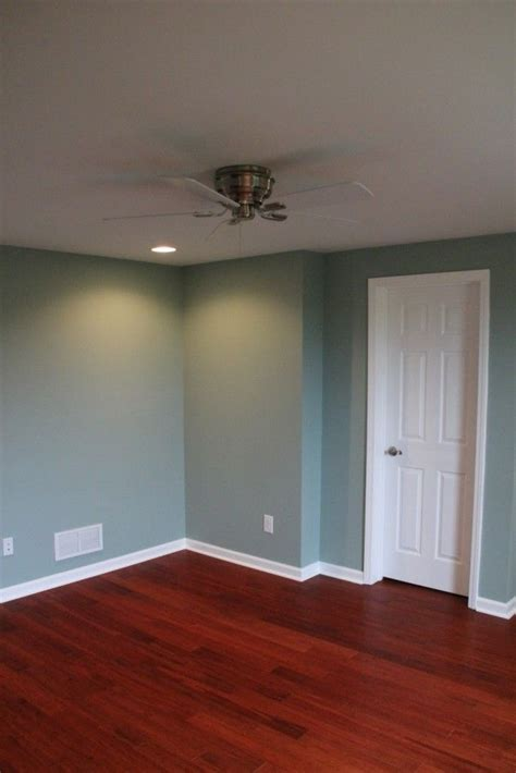 behr paint colors on walls smokey slate walls by behr a complete basement remodel in