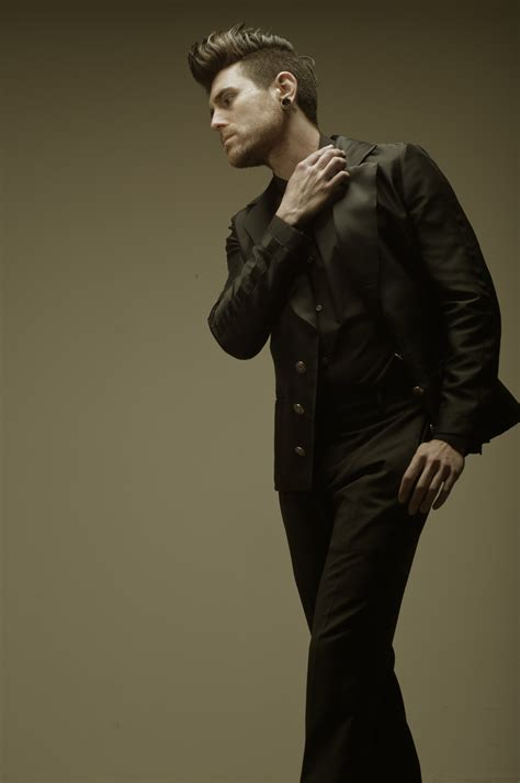 davey havok by louie aguila var magazine