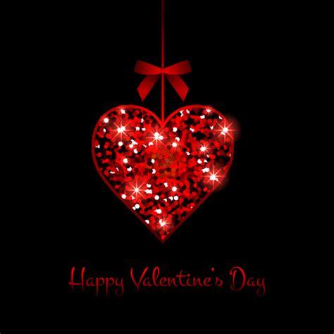 day ornaments beautiful valentines day ornaments vectors vector