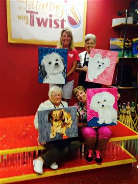 painting with a twist paint your pet 2016 eye make up picture of painting with a twist bradenton