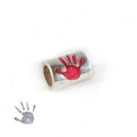 pandora compatible pandora compatible foot or pawprint signature