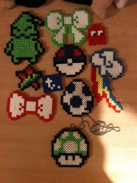 fuse bead creations 17 best images about perler creations on