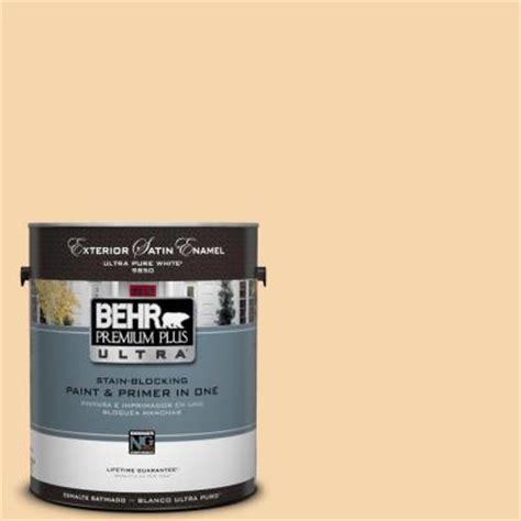 behr paint color pale honey behr premium plus ultra 1 gal ppu6 8 pale honey satin
