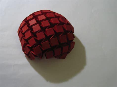 origami paper bomb water bomb eric gjerde happy folding