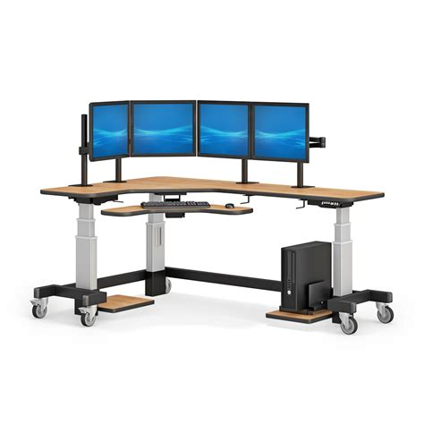 stand computer desk computer desk with monitor stand computer desk with