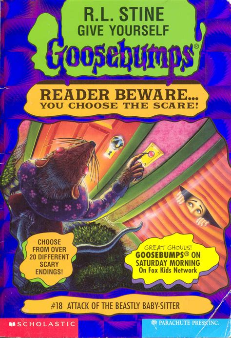 list of goosebumps books with pictures attack of the beastly goosebumps wiki