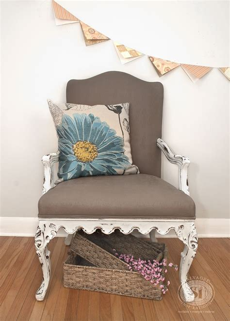 chalk paint upholstered chair 1000 images about easy furniture refinishing tutorials on