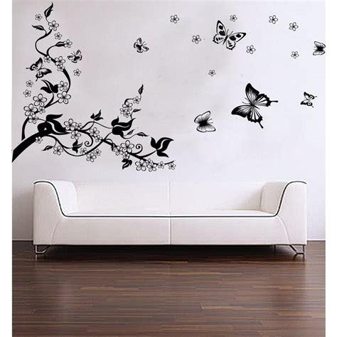images of wall stickers wall decals ideas a replacement of wallpapers homes