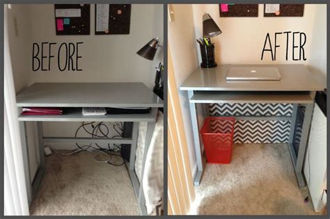 hide computer wires desk attractive way to hide cords desk baby proof cable tes and fabrics