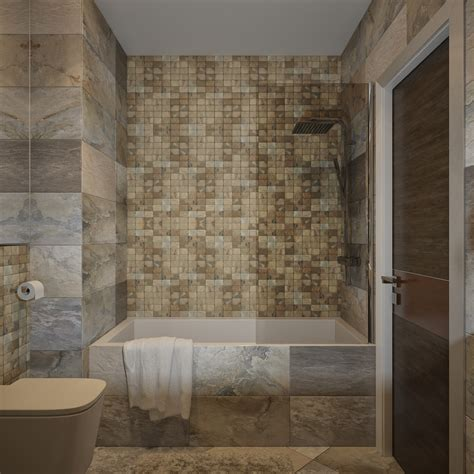 30 cool ideas and pictures of bathroom mosaic tiles