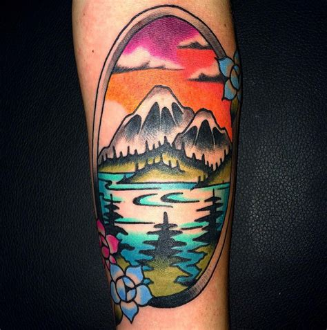 21 best nature tattoos from instagram designbump