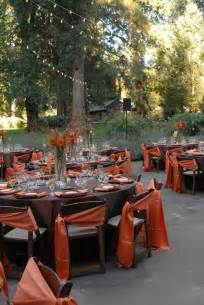 outdoor decor ideas picture of awesome outdoor fall wedding decor ideas