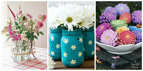 flower craft projects 35 easy flower crafts ideas for craft projects with flowers
