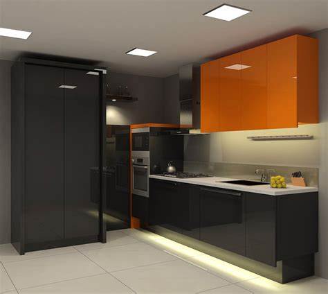 small modern kitchen cabinets d orange kitchens