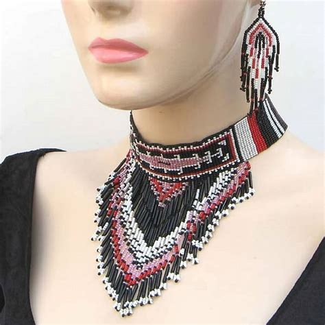 beaded choker necklace crafts wholesale 0 00