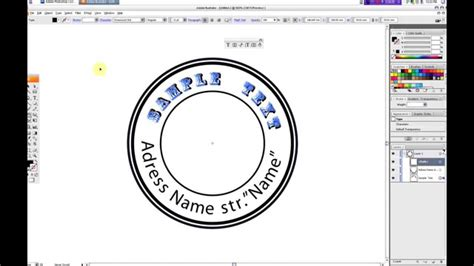 illustrator rubber st tutorial illustrator and photoshop tutorial how to make sts
