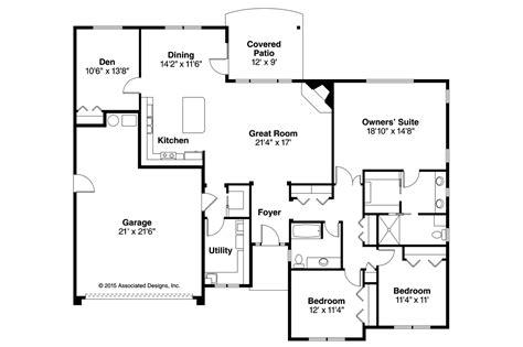 prairie style floor plans prairie style house plans 30 989 associated designs