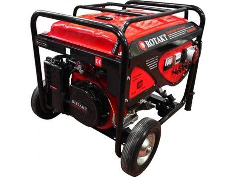 Motor Monofazic 1 8 Kw by Generator De Curent Rotakt Roge8500t 7 8 Kw Trifazic