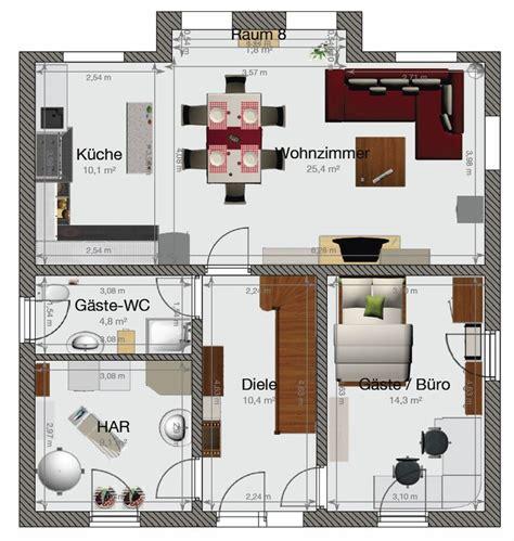Danwood Haus Nachteile by Grundriss Haus Offene Kuche