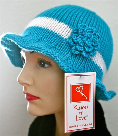 knit hat with brim pattern free knit a sun hat for and summer 15 free patterns