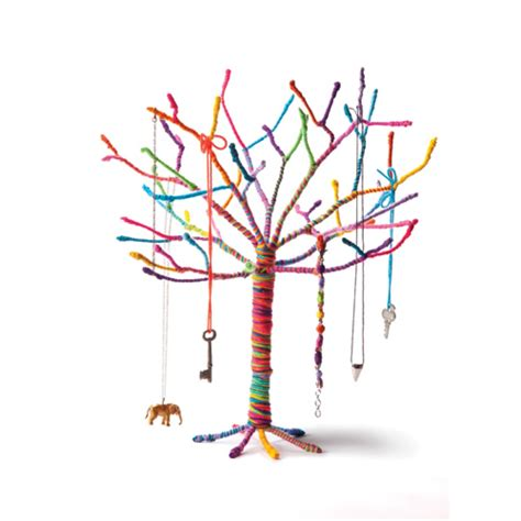 jewelry kits for 5 year olds craft tastic yarn tree kit