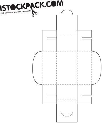 origami boxes with lids templates giz images lids post 20