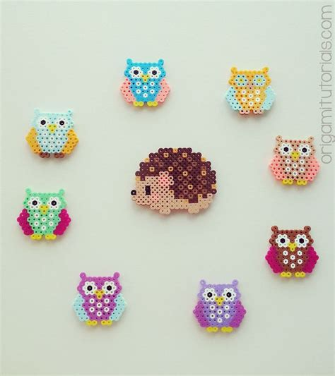 how to make perler bead best 25 hama animals ideas on hama
