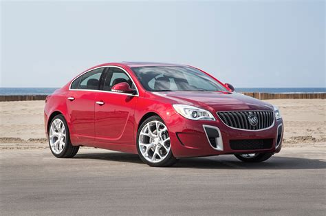 2014 Buick Regal Turbo by 2014 Buick Regal Gs Front Three Quarters Photo 4
