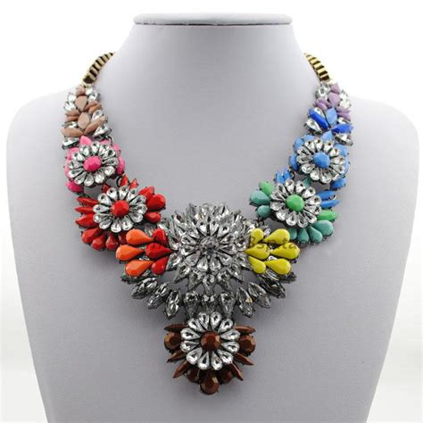 wholesale for jewelry wholesale 2014 gift chain chunky shourouk necklace