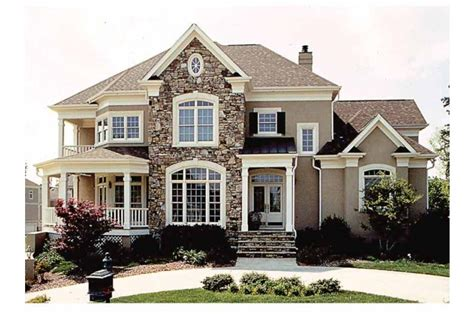 american house plans eplans new american house plan master suite is