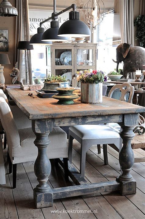 farm table kitchen island 37 best farmhouse dining room design and decor ideas for 2017
