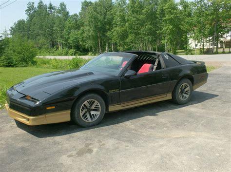Pontiac Trans Am 1984 262camaro 1984 pontiac trans am specs photos