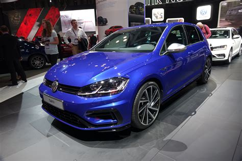 2018 Golf R Usa by 2018 Vw Golf Lineup Nipped Tucked Tech D