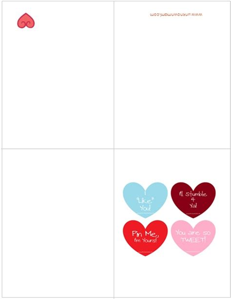 valentines day cards to make and print free s day cards printable unknown mami by